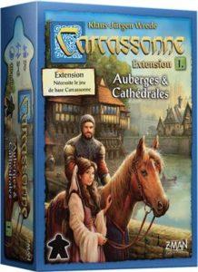 Carcassonne : Auberges et Cathédrales