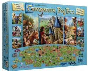 Carcassonne - Big Box 2017