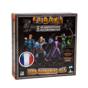 Clank : Upper Management Pack