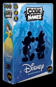 Code Names Disney