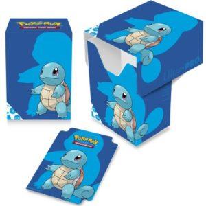 Deck Box Pokémon : Carapuce (80 cartes)