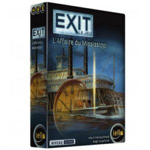 Exit : L'Affaire du Mississipi (Confirmé)