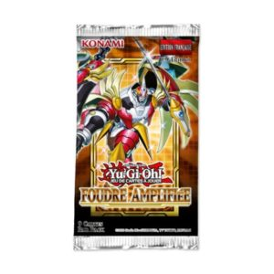 Foudre Amplifiée : Booster Yu-Gi-Oh!