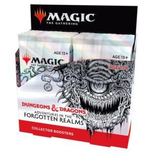 Magic : Aventures dans les Royaumes Oubliés (AFR) - Boite de boosters Collector (FR)