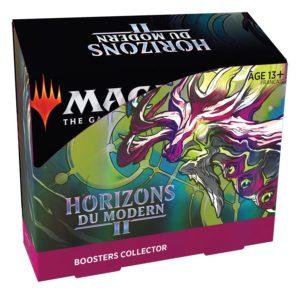 Magic : Horizons du Modern 2 (MH2) : Boite de 12 boosters Collector