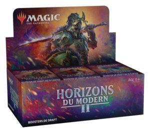 Magic : Horizons du Modern 2 (MH2) : Display - Draft Boosters FR (x36)