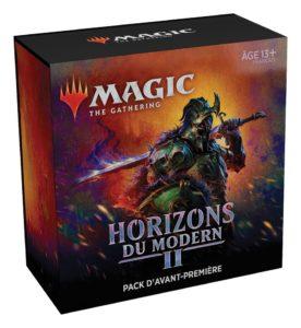 Magic Horizons du Modern 2 (MH2) - Pack d'Avant-Première