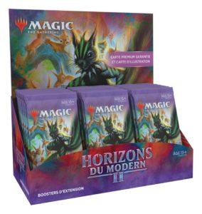 Magic Horizons du Modern (MH2) - Display de 30 boosters d'extension