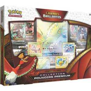 Pokémon Légendes Brillantes SL03.5 : Coffret Ho-oh GX