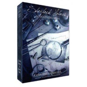 Sherlock Holmes : Carlton House & Queen's Park
