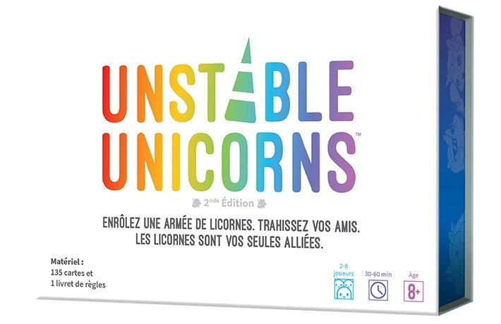 unstable unicorns fr 2 jeux Toulon L Ataniere.jpg | Jeux Toulon L'Atanière