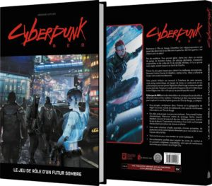 Cyberpunk Red, le Jeu de Rôle d'un Futur Sombre