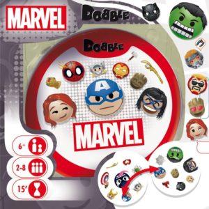 Dobble : Marvel