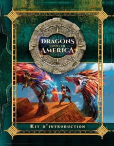 Dragons conquer America : Kit d'initiation