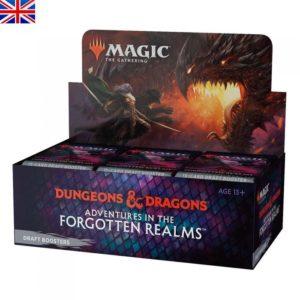 Forgotten Realms (AFR) : Display - Draft Booster (EN)