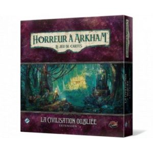 Horreur à Arkham : La Civilisation Oubliée (3.0)