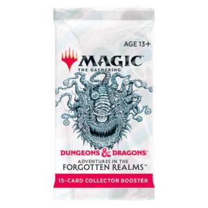 Magic : Aventures dans les Royaumes Oubliés - Booster Collector (FR)