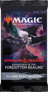 Magic Forgotten Realms (AFR) : Booster - Draft (EN)