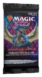 Magic : Forgotten Realms - Booster d'extension (FR)