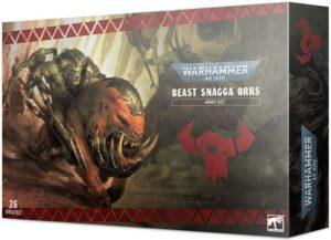 Orks : Set d'Armée : Alpagueurs Orks (Beast Snagga Orks)