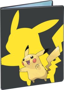 Portfolio Pokémon : Pikachu (format A4)