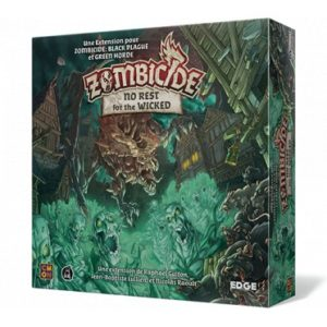 Zombicide Black Plague : No Rest for the Wicked