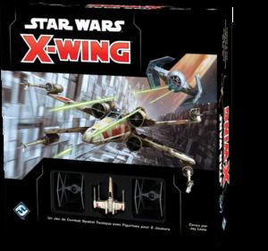 Boite de Base Star Wars X-Xing V2.0