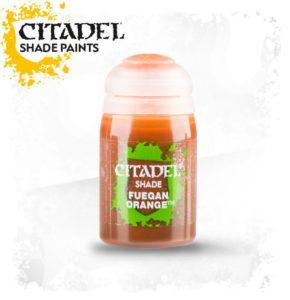 Citadel Shade : Fuegan Orange