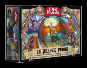 Hero Realms : Le VIllage Perdu