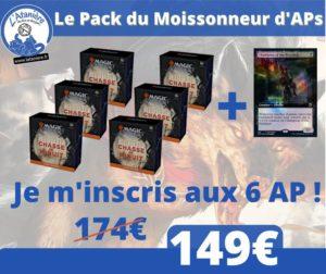 Innistrad Chasse de Minuit (IMH) : Pack du Moissonneur