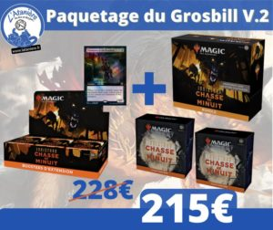 Innistrad Chasse de Minuit (IMH) : Pack Grosbill
