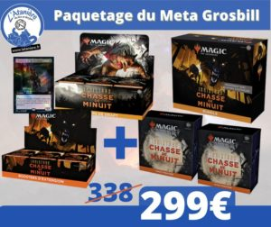 Innistrad Chasse de Minuit (IMH) : Pack MetaGrosbill
