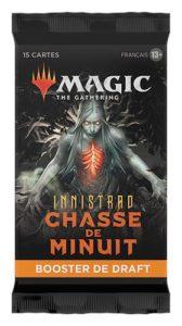 Magic : Innistrad Chasse de Minuit (IMH) : Booster de Draft
