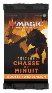 Magic : Innistrad Chasse de Minuit (IMH) : Booster d'Extension