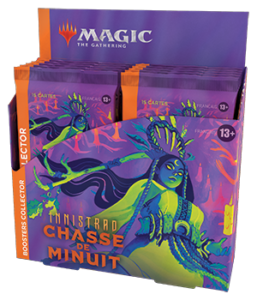 Magic : Innistrad Chasse de Minuit (IMH) : Display de 12 Boosters Collector