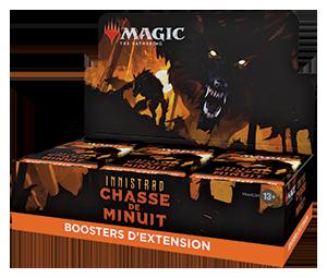 Magic : Innistrad Chasse de Minuit (IMH) : Display de 30 Boosters d'Extension