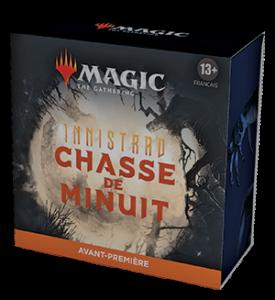 Magic : Innistrad Chasse de Minuit (IMH) - Pack d'Avant Première