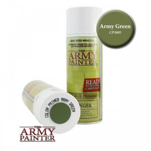 Sous-Couche Army Painter : Army Green