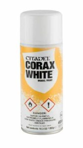 Sous-Couche Citadel : Corax White