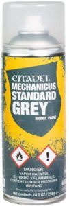 Citadel Sous-Couche : Mechanicus Standard Grey