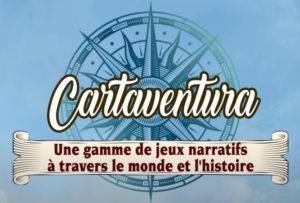 Cartaventura logo jeu de societe Blam | Jeux Toulon L'Atanière