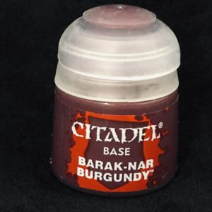 Citadel Base : Barak-Nar Burgundy