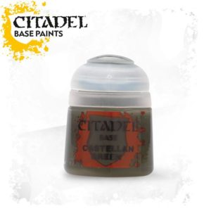 Citadel Base : Castellan Green