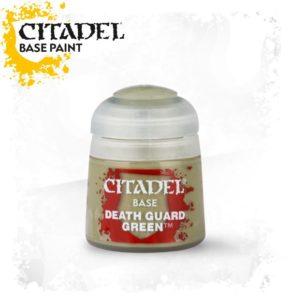 Citadel Base : Death Guard Green