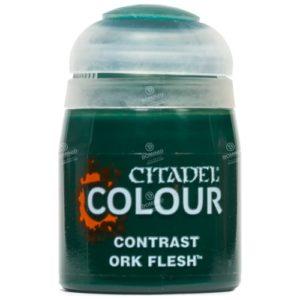Citadel Contrast : Ork Flesh