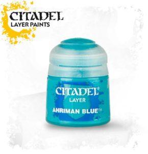Citadel Layer : Ahriman Blue