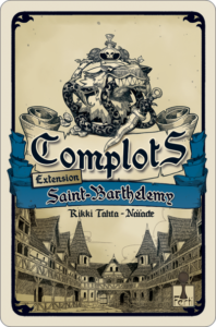 Complots : Saint Barthelemy