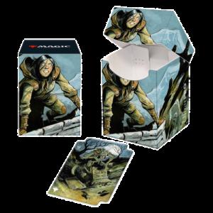 Deck Box 100+ Innistrad Midnight Hunt : Intrus du Cimetière
