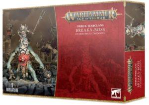 Orruk Warclans : Boss Bestiaire sur Troggoth Fangebrute