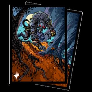 Pochettes Magic : Cathar Brutal (Midnight Hunt)